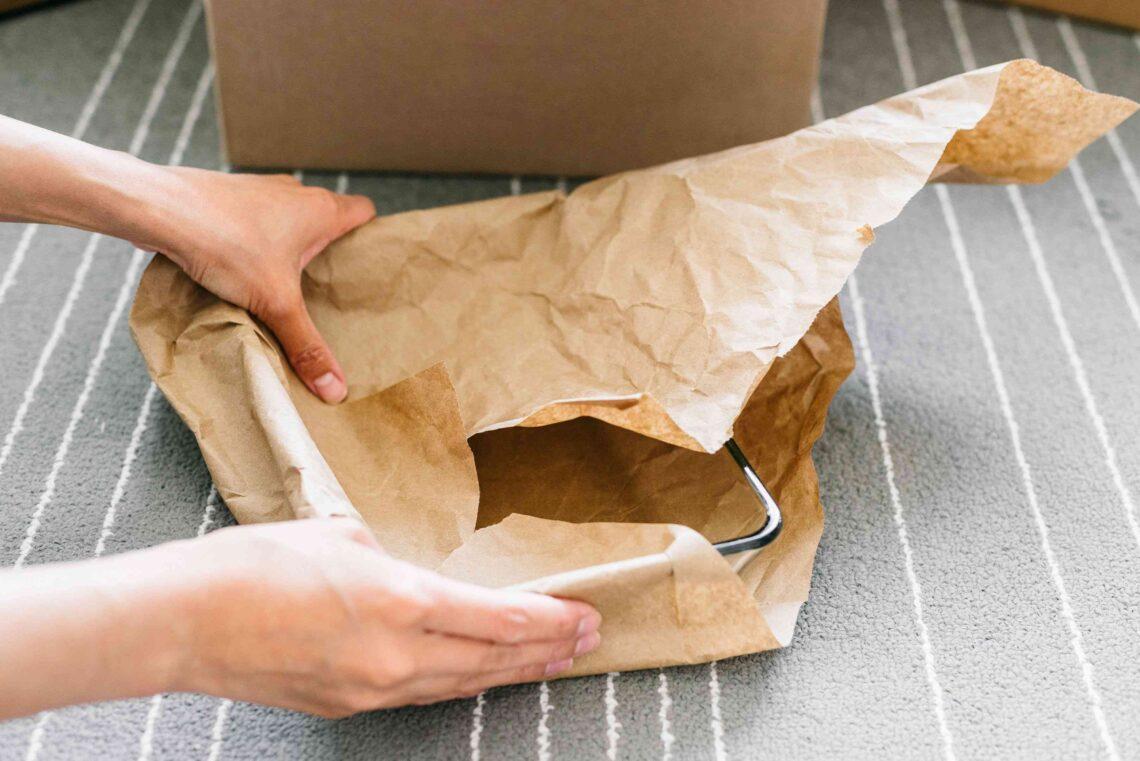 Упаковочная бумага для переезда в Кишиневе