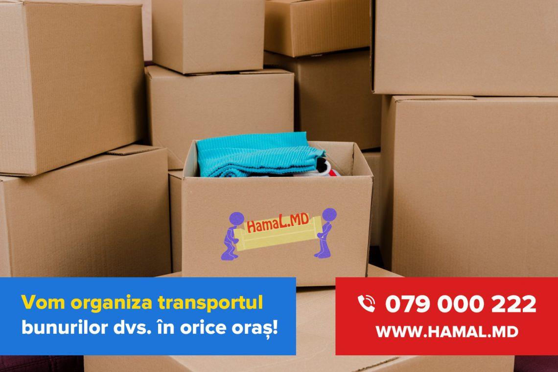 Transportul bunurilor